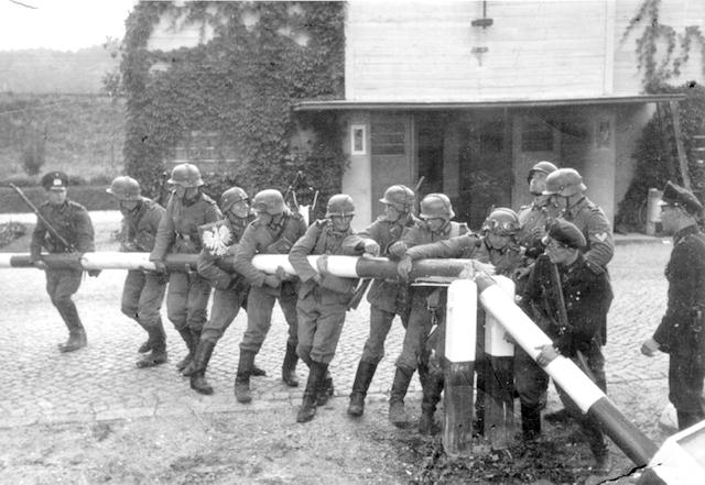 Agresja Niemiec na Polskę w roku 1939