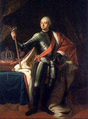 Fryderyk Wilhelm I król Prus